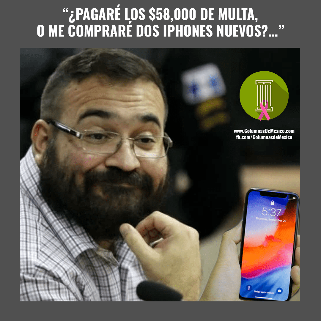 Meme_Javier_Duarte_Multa_iPhone